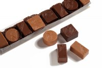 Show product details for Tea Infused Chocolates