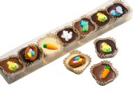 Spring & Easter Decorated Chocolates