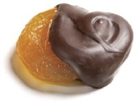 Show product details for Peaches In Chocolate