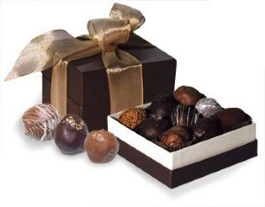 Show product details for Truffles - 18 pc.