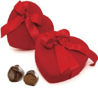 Show product details for Velvet Heart Vegan Truffle Assortment